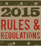 2015 Rules and Regulations