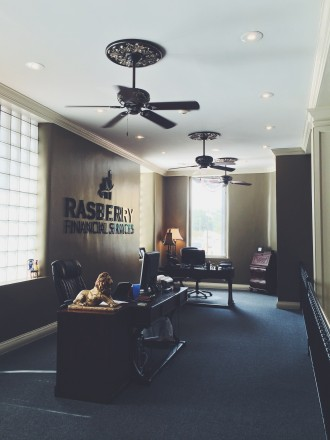 Rasberry Financial Services Open House and Laurel Welcome Center