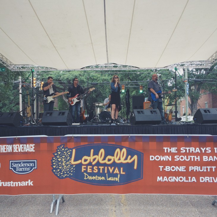 2015 Loblolly Festival, Downtown Laurel, MS