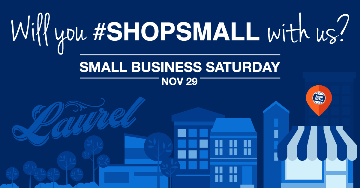 Will-you-shop-small-with-us-for-small-business-saturday-laurel-ms