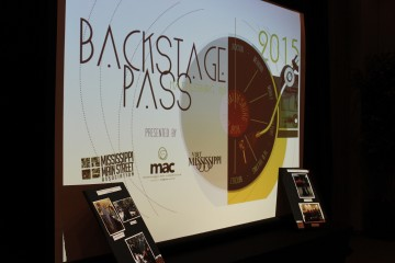 2015 Back Stage Pass Mississippi Main Street