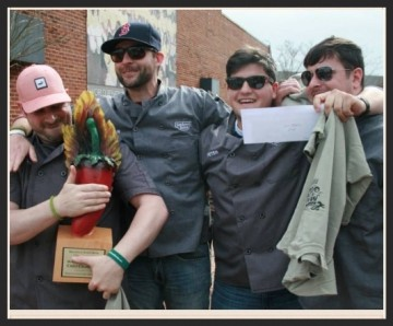 Sanderson Farm's Wins 2014 Chili Cookoff