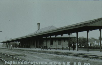 Laurel Depot, 1896 copy