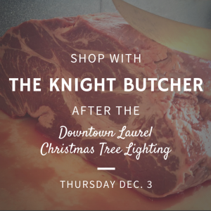 The Knight Butcher Laurel, MS
