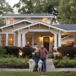 Ben & Erin Napier of HGTV's Home Town at their home in Laurel, MS