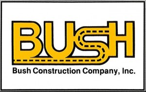 Bush Construction Logo